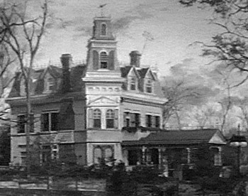 Image of Addams Family home, Brookhouse