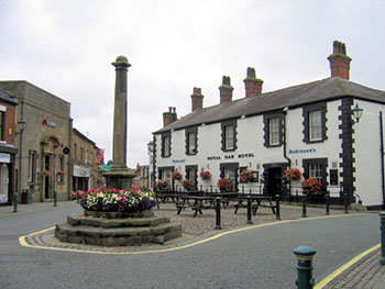 Image of Royal Oak Hotel, Garstang