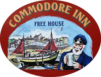 Image of Commodore Inn, Grange-over-Sands