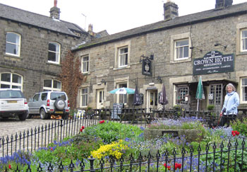 Image of Crown Hotel, Middlesmoor, Pateley Bridge