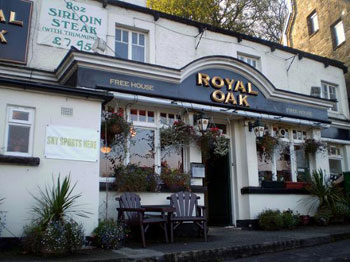 Image of Royal Oak, Pateley Bridge