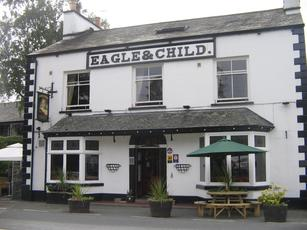 Image of Eagle & Child, Staveley