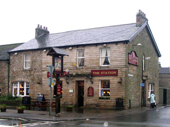 Image of Station Hotel, Caton