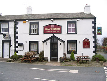 Image of Bay Horse, Arkholme